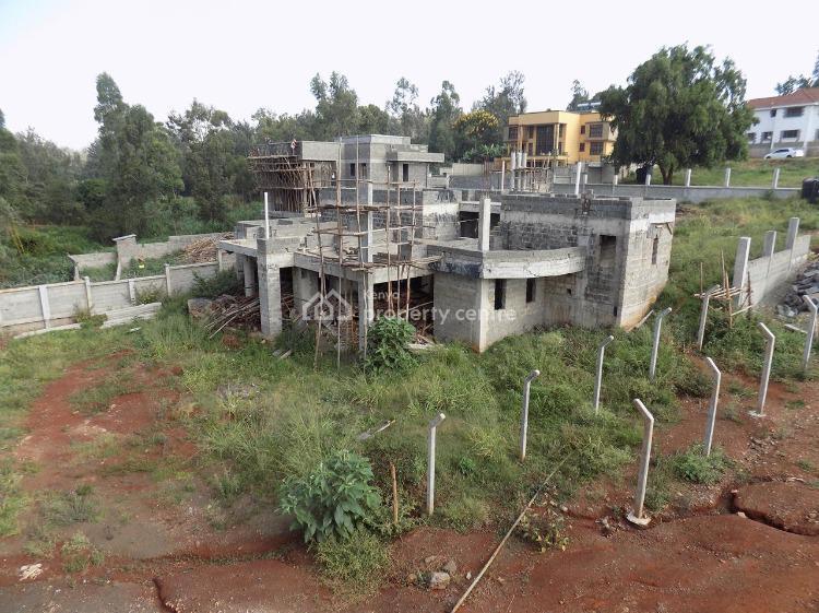 Villas 70%  Complete Structure, Off Kiambu Road Sitting on 1/2 Acre Pl, Kiambu Road, Runda, Westlands, Nairobi, Townhouse for Sale