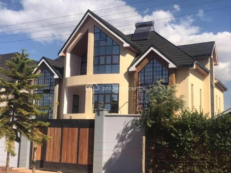 4 Bedroom Maisonette(all Ensuite)with Sq Sigona Along Waiyakiway 18m, Sigona, Kikuyu, Kiambu, House for Sale