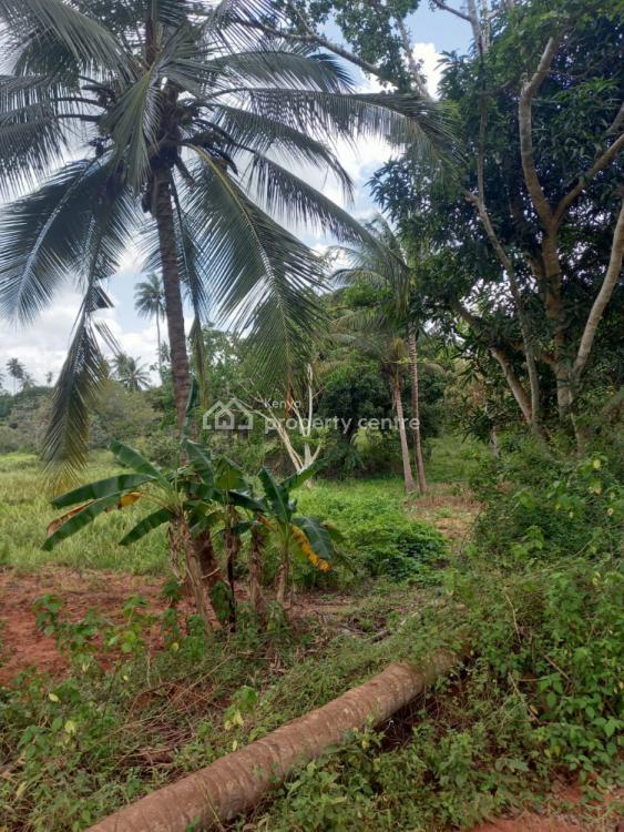 6 Acres Agricultural Land, Msambweni Within Kwale, Kinango, Kwale, Mixed-use Land for Sale