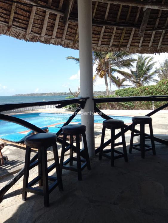 Fully Furnished 3 Bedrooms Beach Villa, Kilifi Bofa, Mtwapa, Kilifi, Detached Bungalow for Rent