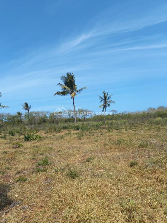 10-acre Land, North, Tezo, Kilifi, Mixed-use Land for Sale