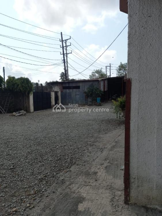 Quarter-acre Commercial Land  with a House,, Bamburi, Mombasa, Commercial Land for Sale