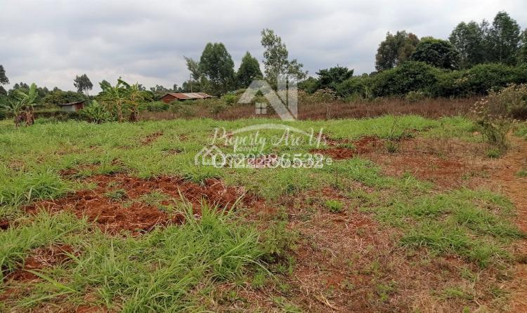 Commercial / Residential Plot, Gikambura, Thigio, Kikuyu, Kiambu, Mixed-use Land for Sale