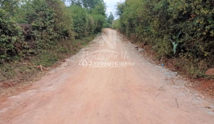 Mugumoini Residential Plot, Kamangu, Kikuyu, Kiambu, Residential Land for Sale