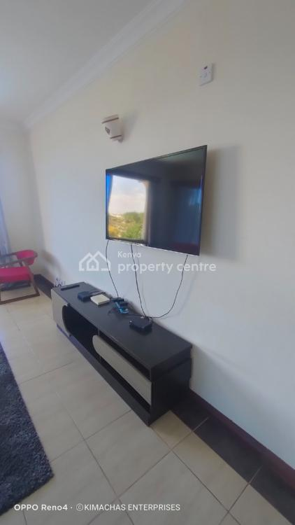 Sea View 2 Bedroom Fully Furnished Apartment with Swimming Pool, Links Road, Nyali, Mombasa, Apartment for Rent