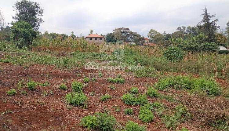 Muthure Residential / Commercial Plot, Muthure, Kikuyu, Kiambu, Mixed-use Land for Sale