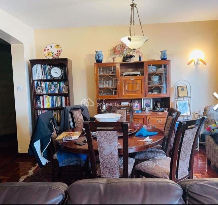 3 Bedroom Furnished Apartment, Westlands, Nairobi, Apartment for Rent