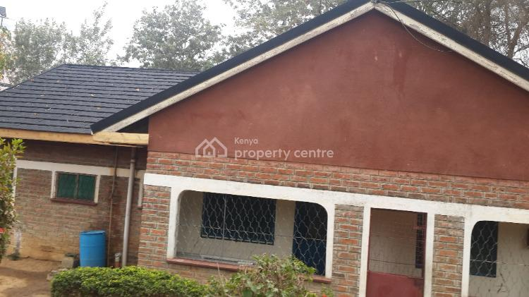 Spacious Secure Office Space, Kwa Ngindu Road, Township, Kitui, Detached Bungalow for Rent