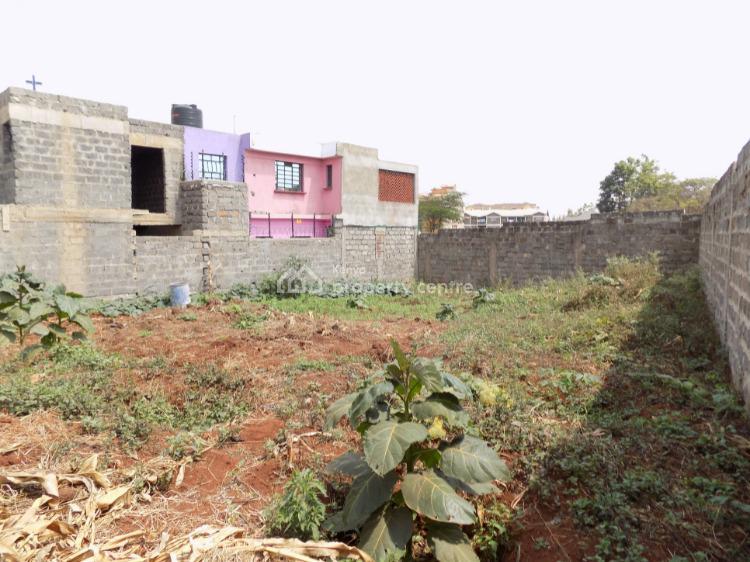 40x80 Prime Plot, Thika, Kiambu, Residential Land for Sale