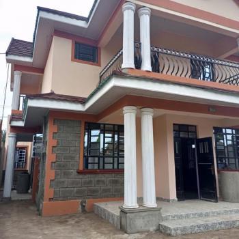 Newly Built 4 Bedroom Maisonette Membly Estate Asking 20m., Membley, Membley Estate, Kiambu, House for Sale