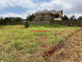 Residential Plot, Gikambura, Kikuyu, Kiambu, Residential Land for Sale