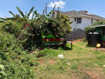 Residential Plot, Near The Southern Bypass, Kikuyu, Kiambu, Residential Land for Sale