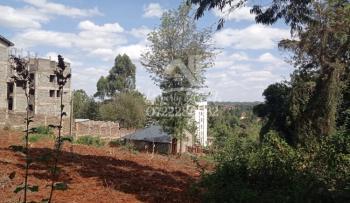 Commercial Plot, Dagoretti, Next to Clinton Hotel, Kikuyu, Kiambu, Commercial Land for Sale