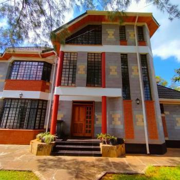 5 Bedrooms Townhouse, Runda Estate, Runda, Westlands, Nairobi, House for Rent