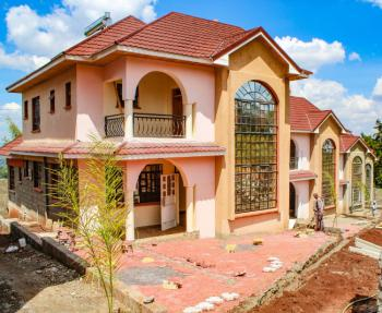 Beautiful 4 Bedroom Maisonette All Ensuite with Dsq  in Ngong, Ngong Town, Ngong, Kajiado, House for Sale