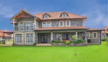 Exquisite 4 Bedroom House All Ensuite on Half Acre Plus Dsq in Karen., Karen Bogani Road, Karen, Nairobi, House for Sale