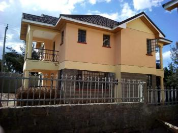 5 Bedroom Maisonette All En-suite  in Ngong., Near Ngong Town, Ngong, Kajiado, House for Sale