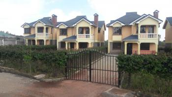 4 Bedroom Maisonette All En-suite in Matasia Ngong., Near Ngong Town, Ngong, Kajiado, House for Sale