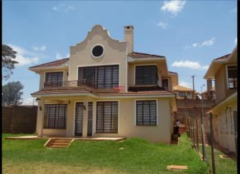 Brand New 4 Bedroom Maisonette All Ensuite with Dsq in Runda., Runda, Runda, Westlands, Nairobi, House for Sale