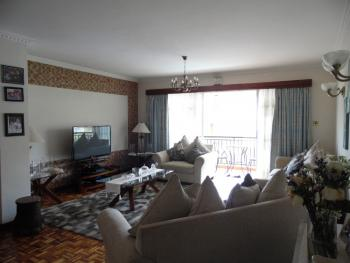 Lovely 4 Bedroom Apartment in Westlands, Sports Road, Westlands, Nairobi, Apartment for Sale