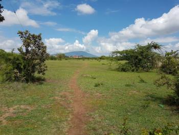 1 Acre on Prime Land Touching, Thika-garissa Road, Thika, Kiambu, Land for Sale