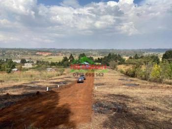 Prime Residential Plots in Kikuyu, Kamangu (migumoini Area), Migumoini, Kikuyu, Kiambu, Residential Land for Sale