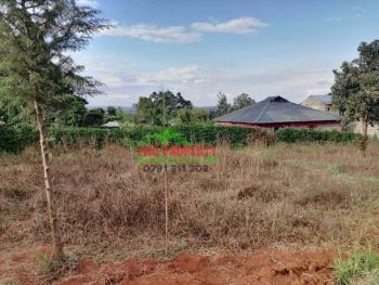 Prime Residential Plot in Kikuyu, Gikambura., Gikambura, Kikuyu, Kiambu, Residential Land for Sale