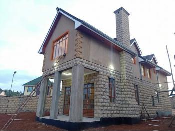 4 Bedroom House Plus Dsq Located in Ngong, Kibiko Area 13.5m, Kibiko, Ngong, Kajiado, House for Sale