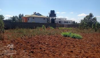 100 By 100 Gikambura, Residential Plot, Gikambura, Kikuyu, Kiambu, Residential Land for Sale