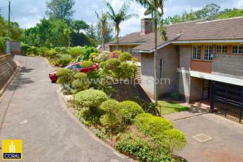 5 Bedroom Standalone House, Thigiri Rise, Gathigiriri, Kirinyaga, Semi-detached Duplex for Sale