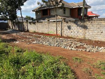 Residential Plot of Land, Kamuguga, Sigona, Kiambu, Land for Sale