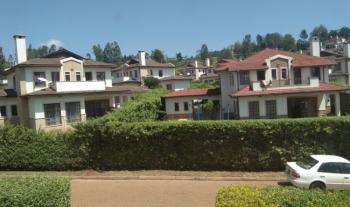 4 Bedroom Plus Domestic Staff Quarters Town House, in Redhill Limuru Road, Limuru Central, Kiambu, House for Rent