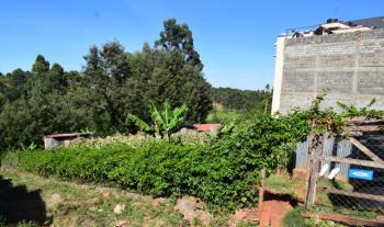 Classy 0.0733 Plot of Land, Ruaka, Limuru Central, Kiambu, Mixed-use Land for Sale