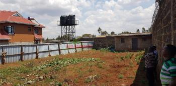 2 Plots of Land with Perimeter Wall, Gikambura, Kikuyu, Kiambu, Residential Land for Sale