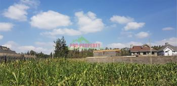 Residential Plots, Gikambura Controlled Area ( Nairobi Ndogo), Kikuyu, Kiambu, Residential Land for Sale