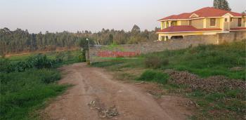Residential Plot, Kamuguga Along Waiyaki Way(nairobi-nakuru Road), Kikuyu, Kiambu, Residential Land for Sale