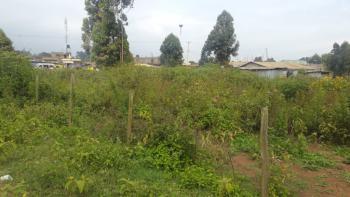 1/4 Acre Plot, Kamangu Shopping Center, Kikuyu, Kiambu, Residential Land for Sale