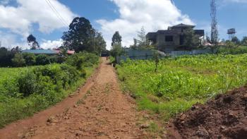 2 Plots of Land, Gikambura, Kikuyu, Kiambu, Residential Land for Sale