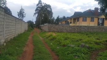 Plot of Land, Thogotto, Kikuyu, Kiambu, Residential Land for Sale