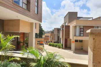Modern 4 Bedroom Townhouse, Lavington, Nairobi, Townhouse for Sale