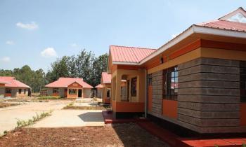 3 Bedroom Bungalow: Conerstone I Estate, Thika, Kiambu, Detached Bungalow for Sale