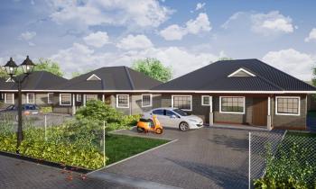 3 Bed Bungalow: Osoit Gardens Kitengela Estate, Namanga Road, Kitengela, Kajiado, Detached Bungalow for Sale