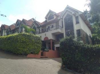 a 5 Bedrooms Townhouse, Riverside, Westlands, Nairobi, Townhouse for Rent