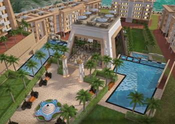 Luxury 1 Bedroom Sea Shell Apartments, Kikambala Beach, Malindi Town, Kilifi, Flat for Sale
