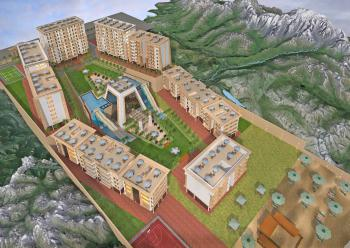 Premium 2 Bedroom Pearl Oyster Apartments, Beach Town of Kikambala, Malindi Town, Kilifi, Flat for Sale