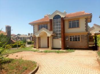 a 4 Bedrooms Townhouse, Kikuyu, Kiambu, Townhouse for Rent