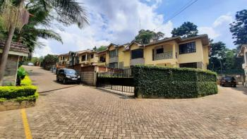 4 Bedroom All En Suite Townhouse with Dsq, Lavington, Nairobi, Townhouse for Rent