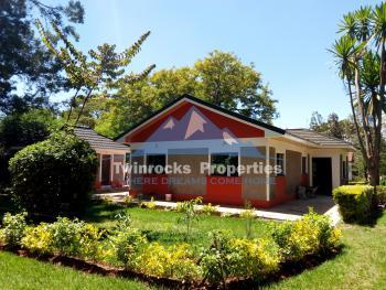 Dove Cottage, Karen, Nairobi, Detached Bungalow for Rent