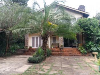 a 3 Bedrooms House, Muthaiga, Nairobi, House for Rent