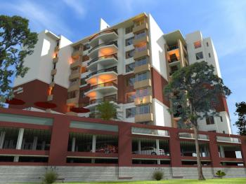 Malibu Court: Unfurnished 3 Bedrooms Apartment, Madaraka Madaraka Estate Near Strathmore University, South B, Nairobi South, Nairobi, Terraced Duplex for Rent